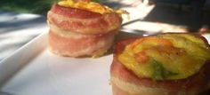 Bacon-Wrapped Egg Muffins | noGuilt Nutrition