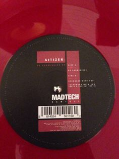 Citizen on Madtech.