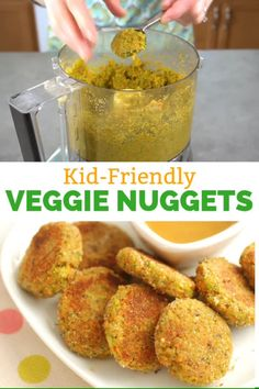 These Veggie Nuggets are healthy, kid-friendly, and addictively delicious! They're full of veggies and perfect for lunch boxes or easy snacks for kids. Healthy Toddler Snacks, Healthy Toddler Meals, Healthy Snacks For Kids, Easy Healthy Recipes, Baby Food Recipes, Lunch Snacks, Easy Lunches For Kids, Easy Snacks For Kids, Diet Recipes
