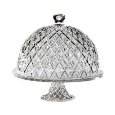 I pinned this Muirfield Cake Pedestal with Dome from the Olson & Eaves event at Joss and Main!