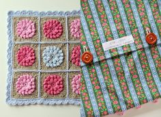 creJJtion: Crochet Flower