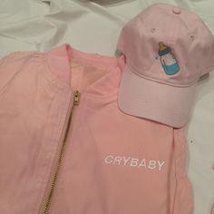 Dispatch today :) crybaby jacket ✨ ready to ship www.kokopiecoco.com
