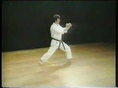 Bassai Dai - Shotokan Karate - YouTube