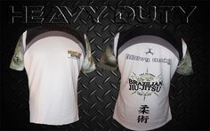 HD NUTRITION Official tee available from Heavy Duty Fight Gear.