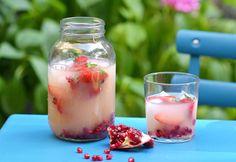 Baobab, Berry & Pomegranate Infused Water   aduna.com