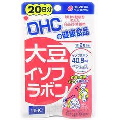 DHC Japan Soybean Isoflavones Diet Supplement (girl hormones) for 20 Days