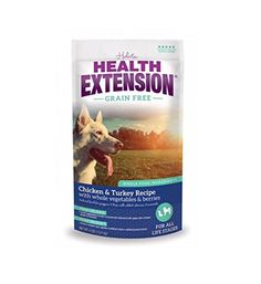 Health Extension Grain Free Formula, 23.5-Pound