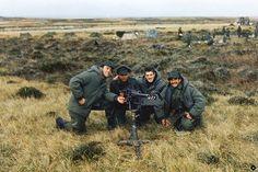 Armamento usado en Malvinas ( parte 2 )