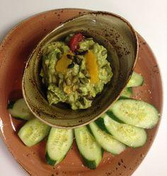 Guacamole With Oranges Recipe