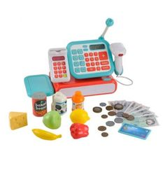 Play Food & Shopping | Kids Toy Food, Cash Register & Trolly | ELC