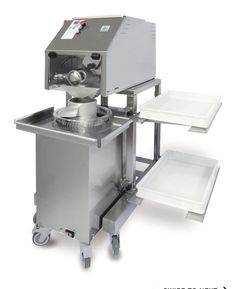 The Pastaline Italian Made Divider & Rounder set with stainless steel combination stand to hold the units £7800 plus vat Please call Sweetheat 01924 488619 or 07880 239524 #pizzeria #pizza #restaurants #takeaways #italian