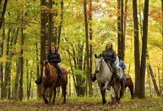 Horseback Riding in Pennsylvania Pennsylvania   Official Travel Guide