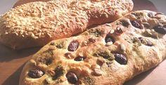 Sunnuntai ciabattaset Sunnuntai, Savoury Baking, Bread, Food, Eten, Bakeries, Meals, Breads, Diet