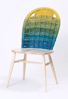 donna wilson limited edition chair collaboration with ercol