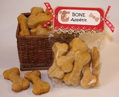 Doggie Treats -  @Lascella Ingram  Thought you and Linda should try these