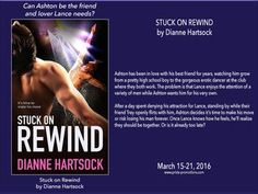 Stuck on Rewind By Dianne Hartsock is out and there's a giveaway going on with the book tour