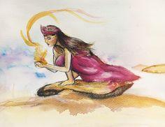 DIVINE FEMININE by Sarah Louise Johnson