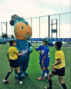 Sempre em boa companhia #Brisa #Futebol #Amigos