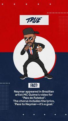 Neymar Jr, True Facts, Lyrics, Goals, Artist, Movie Posters, Artists, Film Poster, Song Lyrics