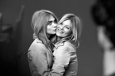Kate *and* Cara? = <3