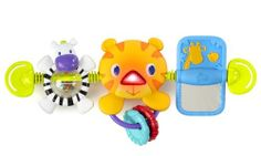 Bright Starts Take Along Carrier Toy Bar Large