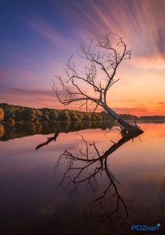 Poznan Poland, jezioro Rusałka [fot. M. Wrombel]