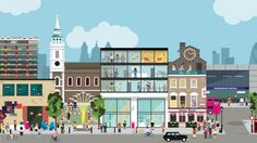 Clerkenwell Design Festival 2015 campaign by Parallel and Stephen Cheetham