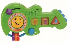Fisher-Price Rock and Learn Guitar $14