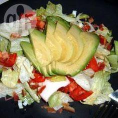 Photo recette : Salade de poulet