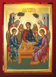 Η Αγία Τριάς - The Holy Trinity