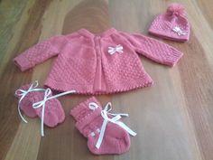 Concepção de Conjunto de Lã para Bebê - 4 peças e preço http://ift.tt/2ulC4yL
