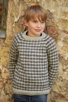 Boys Sweaters, Winter Sweaters, Knitting For Kids, Baby Knitting, Winter Gear, Knitwear, Diy And Crafts, Knit Crochet, Tweed