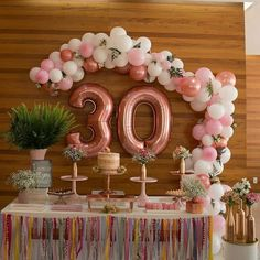 Worldwide Delivery by EVALonlinePartyShop 30th Party, 30th Birthday Parties, Birthday Celebration, Birthday Party Themes, Diy Birthday, Ideas Decoracion Cumpleaños, 30th Birthday Ideas For Women, Simple Birthday Decorations, Deco Table