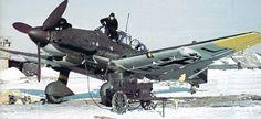 Ju-87 D / Stuka #Historia