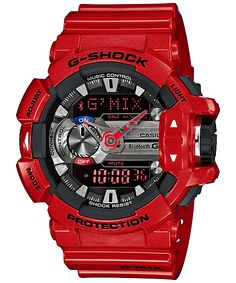 G-Shock - GBA-400-4A G'MIX - Red