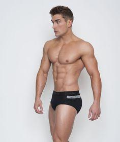 Calvin Klein  Sports Mesh Stripe Low Rise Brief