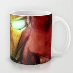 Iron Man Mug by SachsIllustration - $15.00
