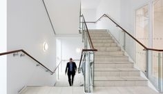 MONTEFIORE PRIVATE HOSPITAL, Hove, England. Private Hospitals, United Kingdom, Stairs, Home Decor, Stairway, Decoration Home, Room Decor, England