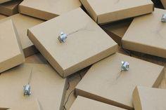 130 prepared dc-motors, wire isolated, cardboard boxes 30x30x5cm. Credits Paolo Terzi