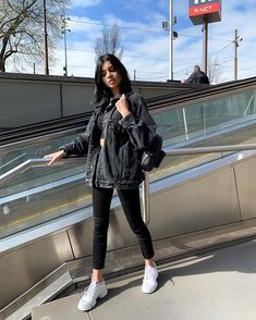 College Outfits, Outfits For Teens, Casual Outfits, Cute Outfits, Urban Fashion, Daily Fashion, Girl Fashion, Spring Fashion Outfits, Summer Outfits