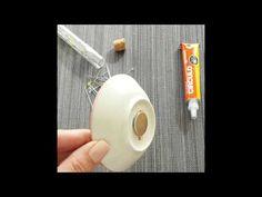 DIY Porta alfinetes. Veja como é fácil fazer um porta alfinetes magnético de forma rápida, simples e muito barata!