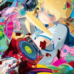 「「秋M3」exbit trax新譜」/「タカハシヒロユキミツメ」の漫画 [pixiv]