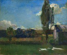 1stdibs.com | Edith Mitchill Prellwitz - Sketchy Landscape