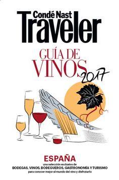Tecnovino Guia de Vinos espanoles 2017 Conde Nast Traveller