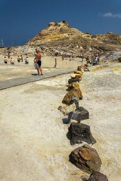 bahenný kúpeľ Eolské ostrovovy (Lipari)