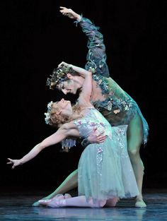 Frederick Ashton's 'The Dream' danced by the Royal Ballet's Roberta Marquez and Steven McRae.