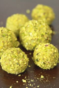 Receita de brigadeiro de pistache | Nena Chocolates