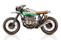 '72 BMW R75/5 by Tattoo Custom Motorcycles