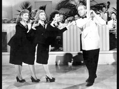 """Shoo Shoo Baby (from the movie """"Private Buckaroo"""") - The Andrews Sisters"""