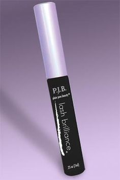 Lash Brilliance, IsabellaCatalog.com cost almost $100 not that I mind just hope that that'e an indication that it works.